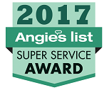 Angie's List Super Service Award Recipient